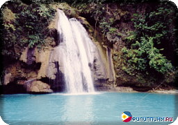 Водопады Кавасан (Kawasan), о. Себу