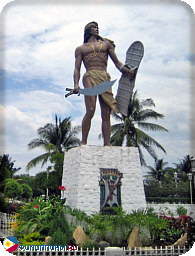 Памятник национальному герою Лапу-Лапу, о. Себу