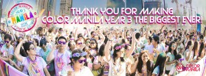 Color Manila Run