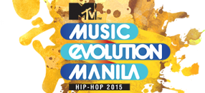 Шоу MTV Music Evolution Хип-хоп 2015 в Маниле