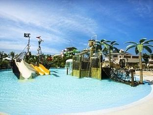 Аквапарк. Отель Imperial Palace Waterpark Resort & Spa