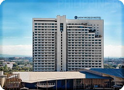 Отель New World Hotel Makati City, Макати, Манила, о. Лусон, Филиппины