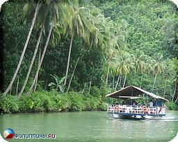Путешествие по реке Лобок